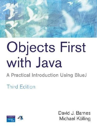 9780131873094: Objects First with Java