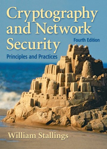 9780131873162: Cryptography and Network Security (4th Edition)