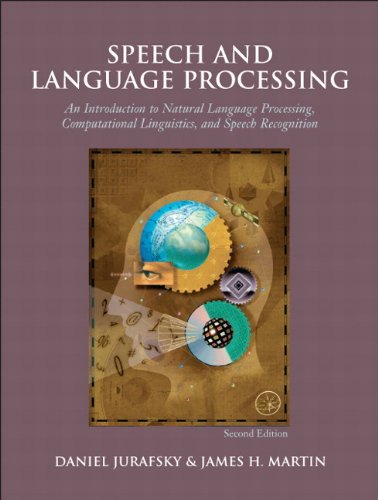 9780131873216: Speech and Language Processing: An Introduction to Natural Language Processing, Computational Linguistics, and Speech Recognition (Prentice Hall Series in Artificial Intelligence)