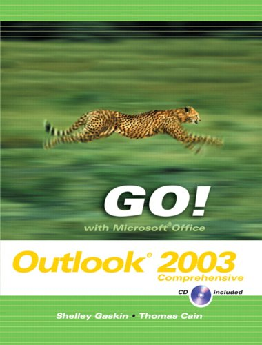 9780131873964: GO! with Microsoft Office Outlook,  Comprehensive