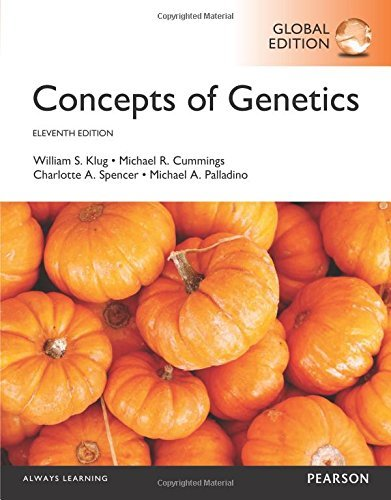 9780131874152: Concepts of Genetics Student C