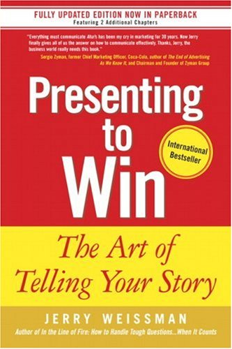 9780131875104: Presenting to Win: The Art of Telling Your Story
