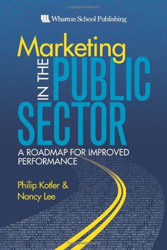 9780131875159: Marketing in the Public Sector: A Roadmap for Improved Performance