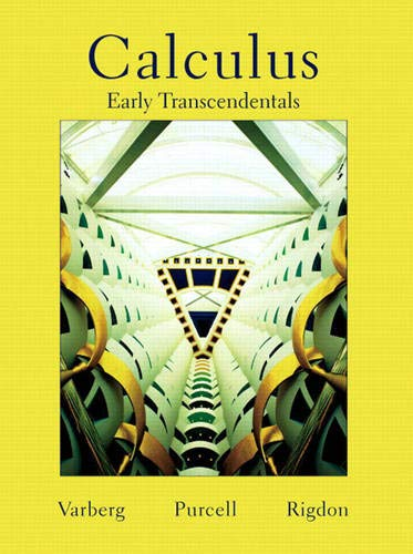 9780131875333: Calculus Early Transcendentals