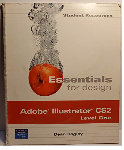 9780131875586: Essen for Design Adobe Illustrator Cs2 Lev1