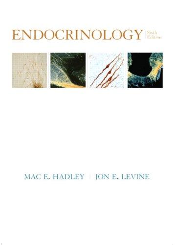 Endocrinology (6th Edition): Mac Hadley, Jon