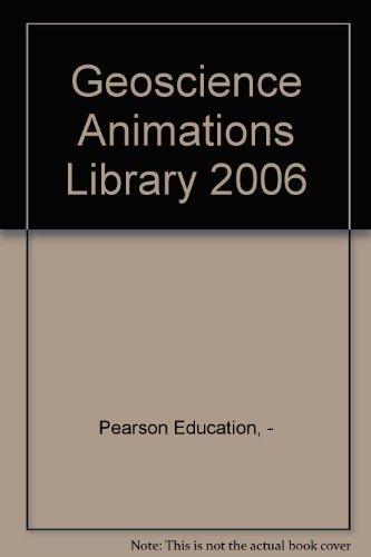 9780131876705: Geoscience Animations Library 2006 (3rd Edition)