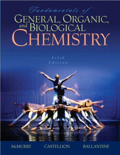 9780131877481: Fundamentals of General, Organic, and Biological Chemistry