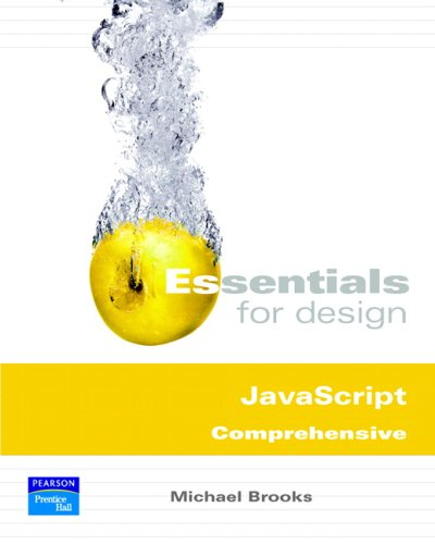 9780131878976: Essentials for Design JAVAScript Comprehensive (2nd Edition) (v. 1)