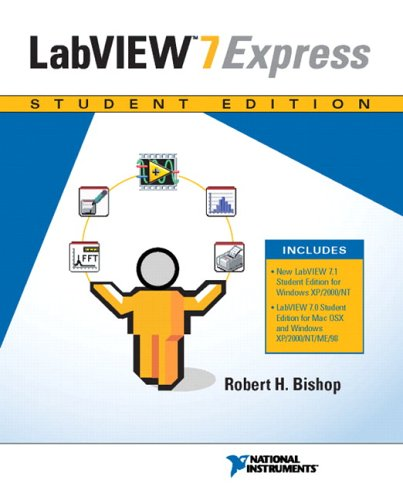 9780131880542: LabView 7.0 Express: Student Edition with 7.1 Update
