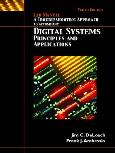 9780131881365: Lab Manual - Troubleshooting, Digital Systems (Pearson Custom Electronics Technology)