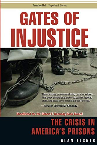9780131881792: Gates of Injustice: The Crisis in America's Prisons