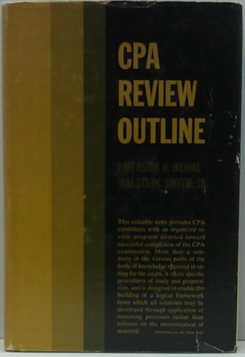 9780131881938: CPA review outline
