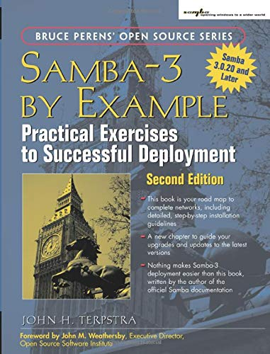 9780131882218: Samba-3 by Example: Practical Exercises to Successful Deployment (Bruce Perens' Open Source)