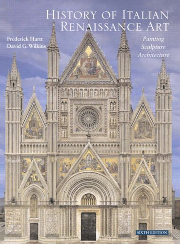 9780131882478: History of Italian Renaissance Art: Painting, Sculpture, Architecture
