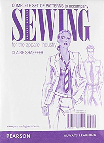 9780131884441: Patterns for Sewing for the Apparel Industry