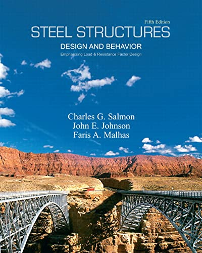 9780131885561: Salmon: Steel Structures_5 (5th Edition)