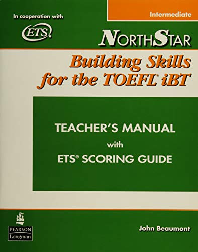 9780131885653: Northstar Building Skills for the Toefl Ibt: Intermediate