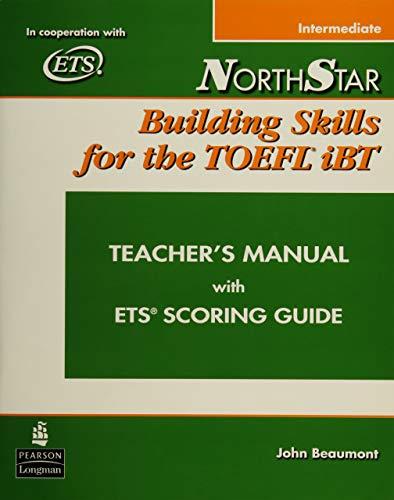 9780131885653: Northstar Building Skills for the Toefl Ibt: Intermediate