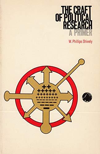 9780131887145: Craft of Political Research: A Primer (Prentice-Hall contemporary comparative politics series)