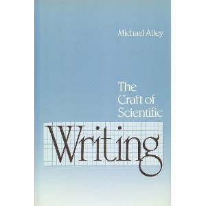 9780131888555: The Craft of Scientific Writing