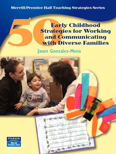 9780131888579: 50 Early Childhood Strategies for Working and Communicating with Diverse Families