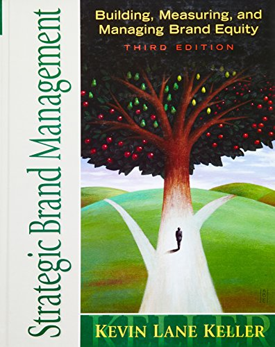 9780131888593: Strategic Brand Management (3rd Edition)