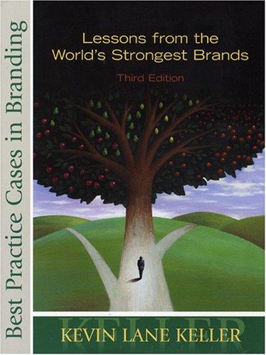 9780131888654: Best Practice Cases in Branding for Strategic Brand Management, 3/e
