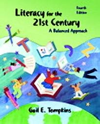 9780131890053: Literacy for the 21st Century: A Balanced Approach [With DVDWith Access Code]