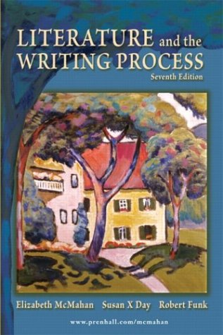 9780131891029: Literature and the Writing Process (7th Edition)