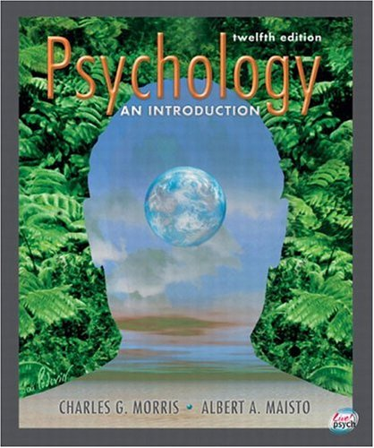 9780131891470: Psychology: An Introduction (12th Edition)