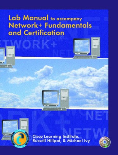 9780131892132: Network+ Fundamentals and Certification: Lab Manual