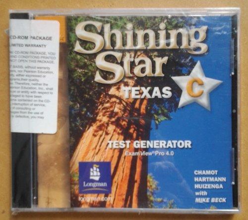 9780131892538: Shining Star (Test Generator - Examview Pro 4.0, Texas Level C)