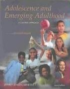 9780131892729: Adolescence and Emerging Adulthood: A Cultural Approach
