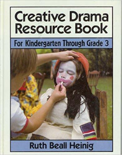 9780131893252: Creative Drama Resource Book: For Kindergarten Through Grade 3