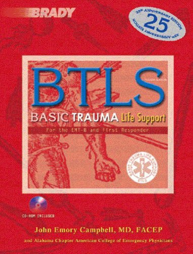 9780131893788: BTLS: Basic Trauma Life Support for the EMT-B and the First Responder
