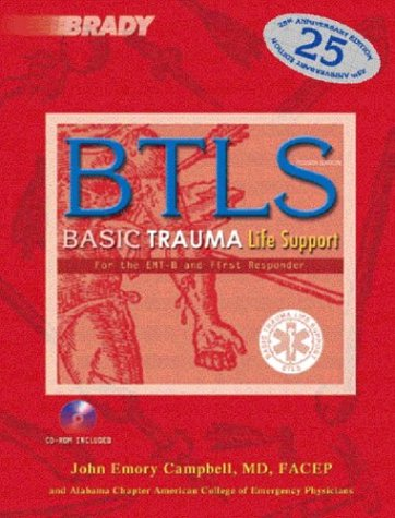 9780131893788: Basic Trauma Life Support for the EMT-B & First Responder (4th Edition)