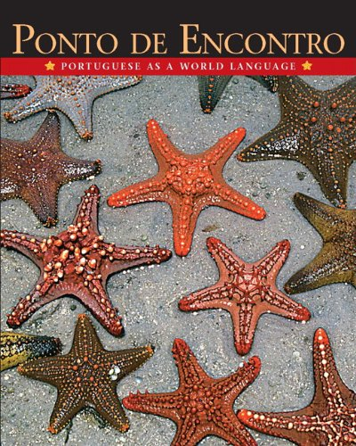 9780131894051: Ponto de Encontro: Portuguese as a World Language