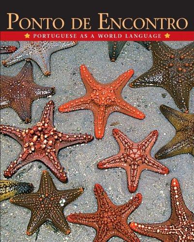 9780131894051: Ponto de Encontro: Portuguese as a World Language