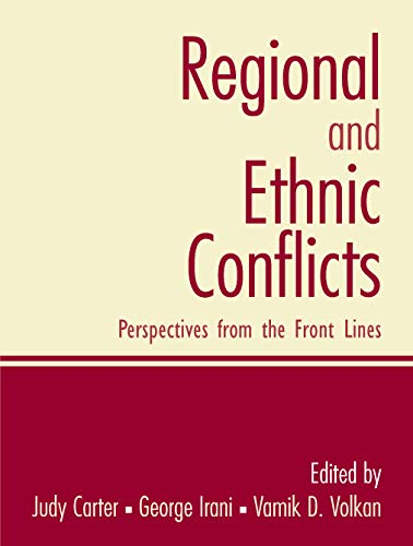 9780131894280: Regional and Ethnic Conflicts: Perspectives from the Front Lines