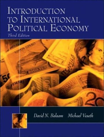 9780131895096: Introduction to International Political Economy