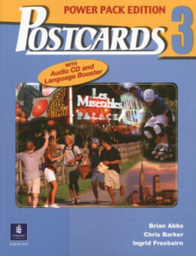 9780131895133: Postcards Powerpack: Student Book Level 3