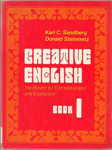 9780131895553: Creative English: The basics for comprehension and expression