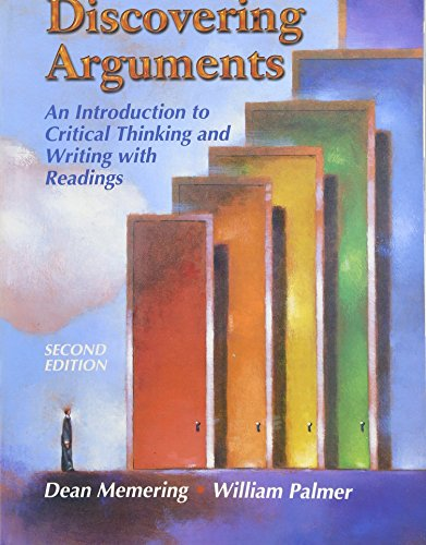 9780131895676: Discovering Arguments: An Introduction to Critical Thinking and Writing with Readings (2nd Edition)