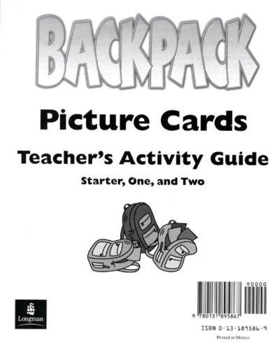 9780131895867: Backpack: Level 2
