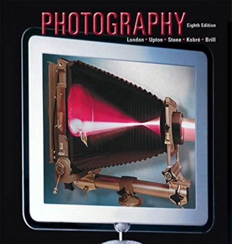 Photography: Barbara London, John