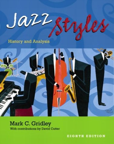 9780131896642: Jazz Styles: History and Analysis