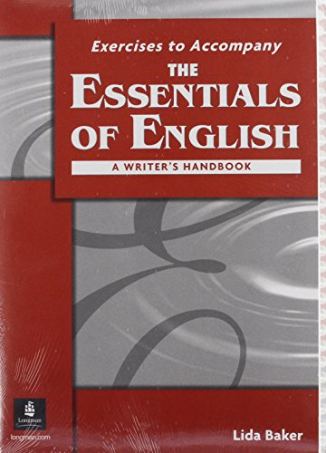 Value Pack, The Essentials of English with: Ann Hogue