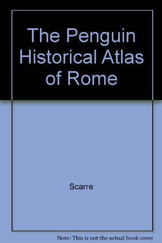 9780131897830: The Penguin Historical Atlas of Rome