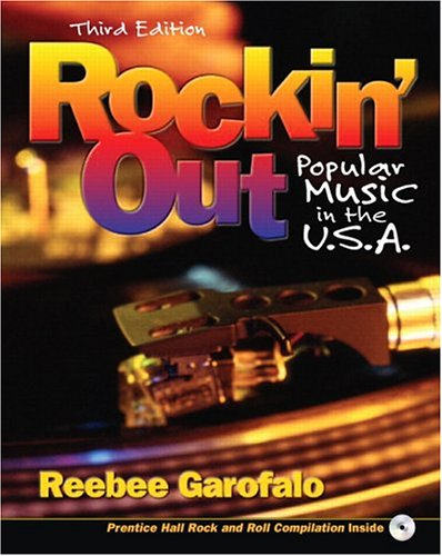 9780131897854: Rockin' Out: Popular Music in the USA with CD (3rd Edition)
